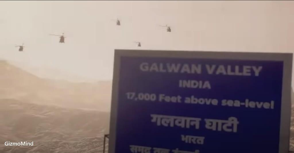 FAU-G launch galwan valley glimpse