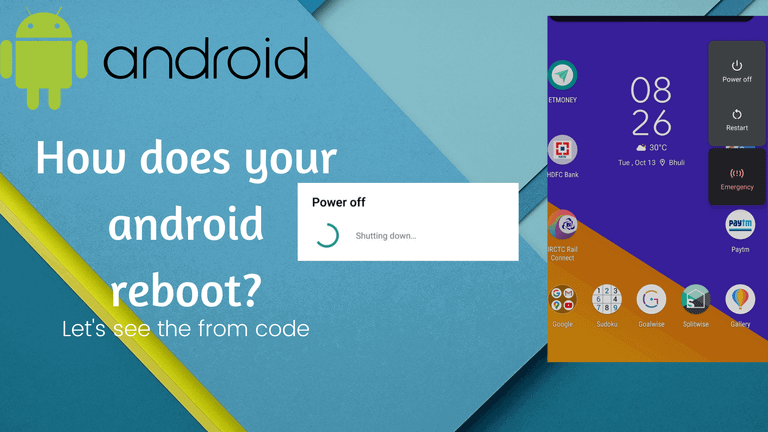 How Android reboot: 3 ways to reboot your android device