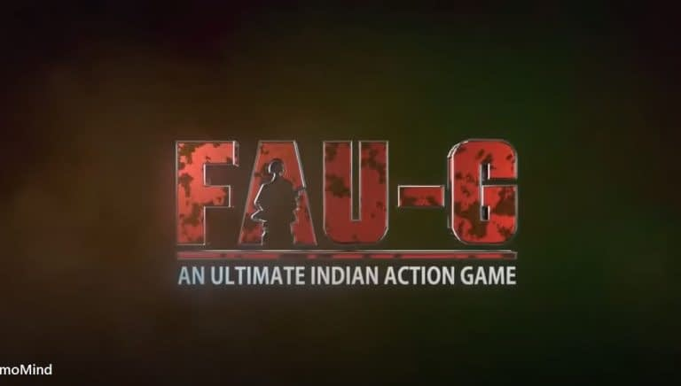 FAU-G Launch image